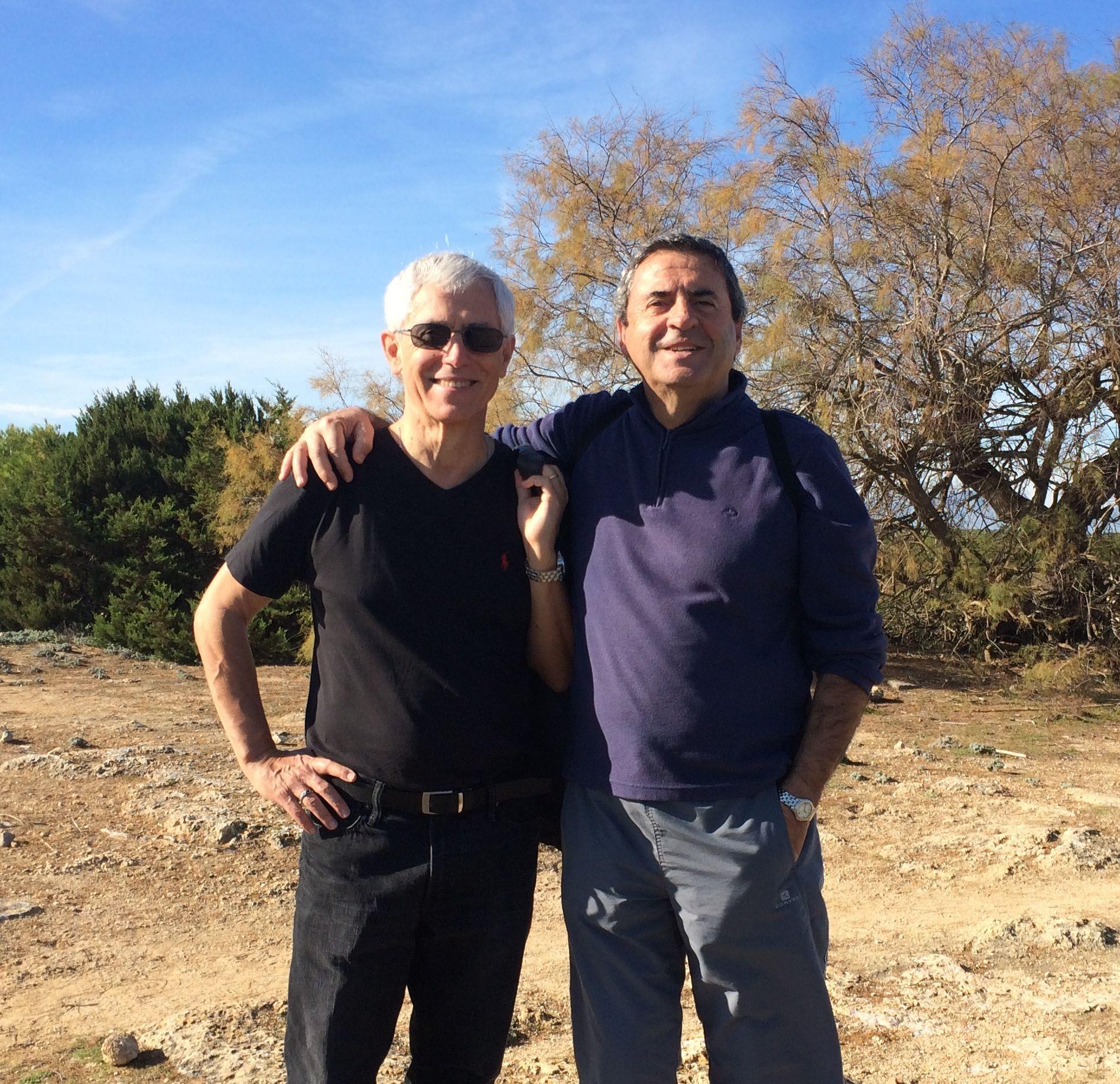 David and Pedro Alcúdia-Muro