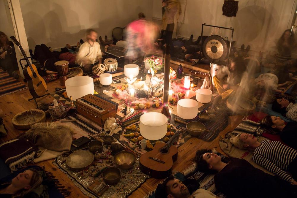 """Golden Drum Dream Seed """"A Shamanic Sound Journey"""""""