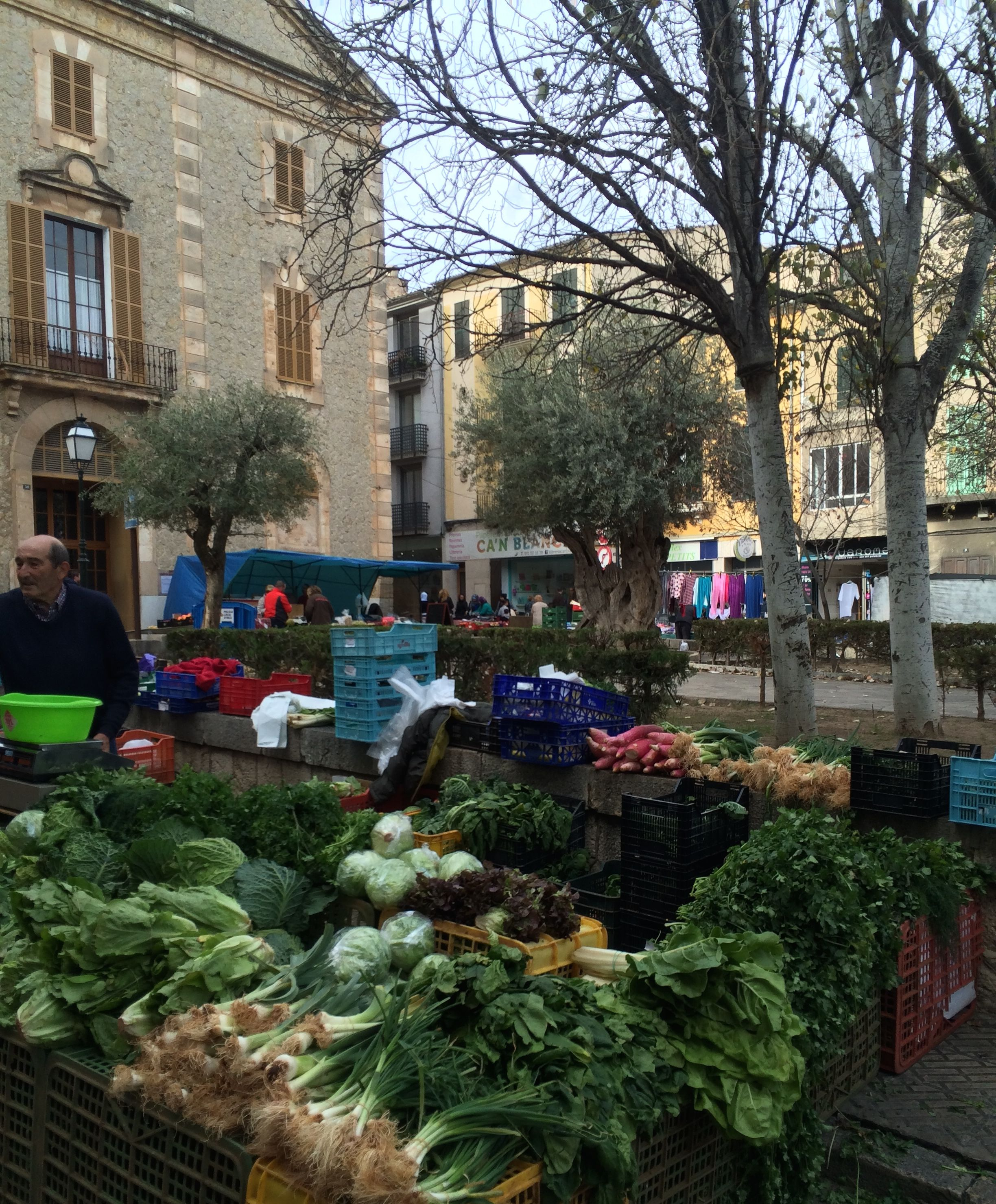Market Plaza de Oriente Inca