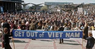 Vietnam march