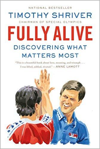 Fully Alive Shriver Higher Res book image