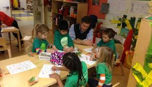 Neal Barnard with children