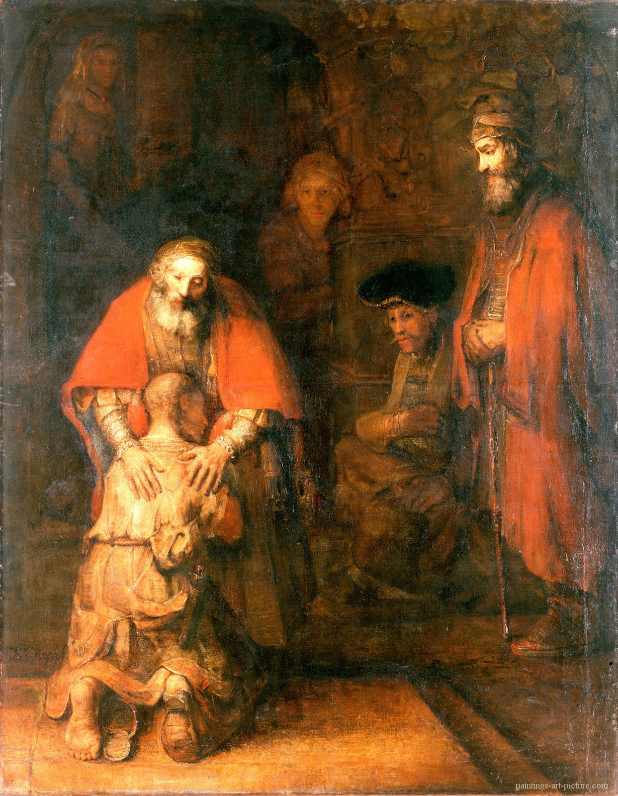 Photo REMBRANDT_the_Prodigal_Son