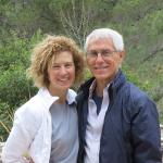 Kathryn Hayward and David Thomas