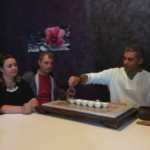 Japanese Tea Ceremony with Farid