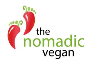 Nomadic Vegan logo